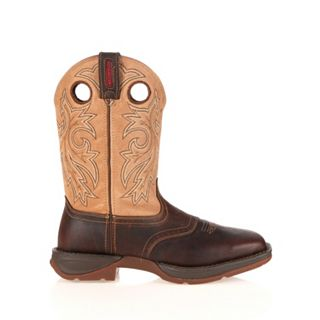 bd6473b705d Durango Rebel Men's Waterproof Steel-Toe Western Boots