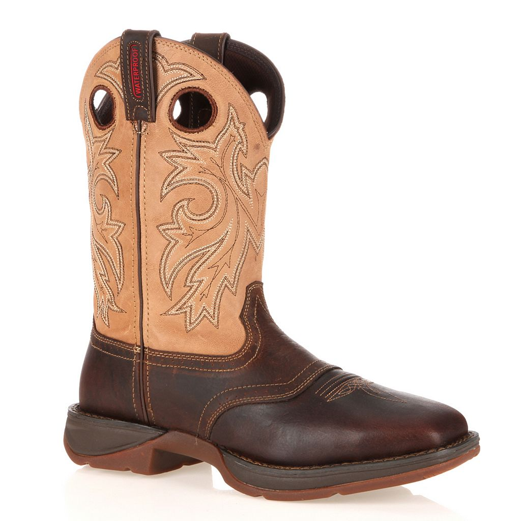 Durango Rebel Saddle Up Men's 11-in. Western Boots