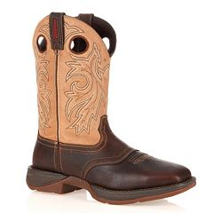 Durango Rebel Saddle Up Men's 11 in Western Boots