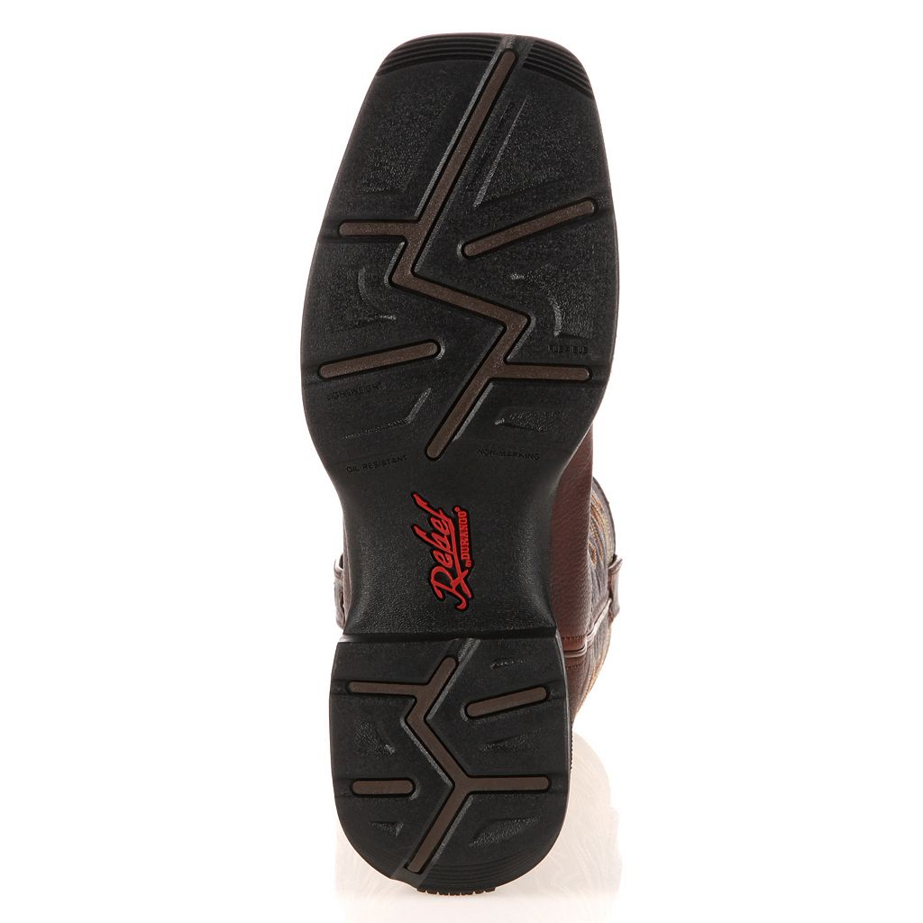 Durango Rebel Men's 11-in. Cowboy Boots