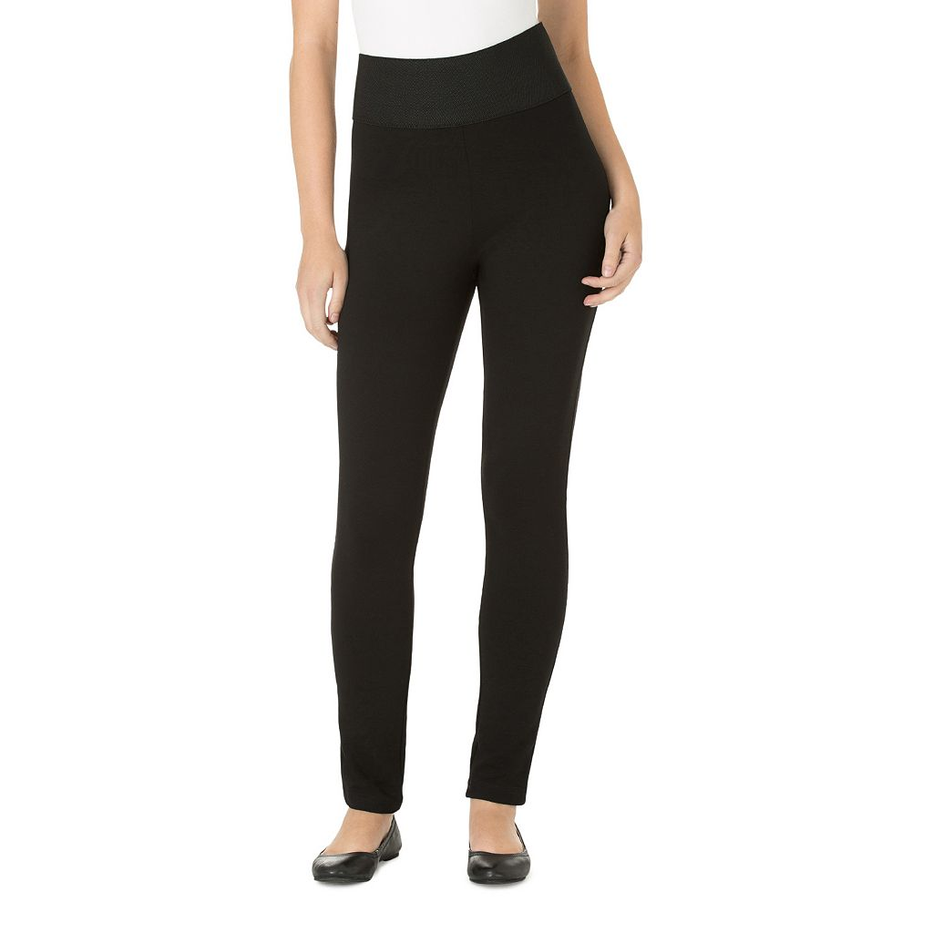Women's Haggar® Ultimate Fit Solid Leggings