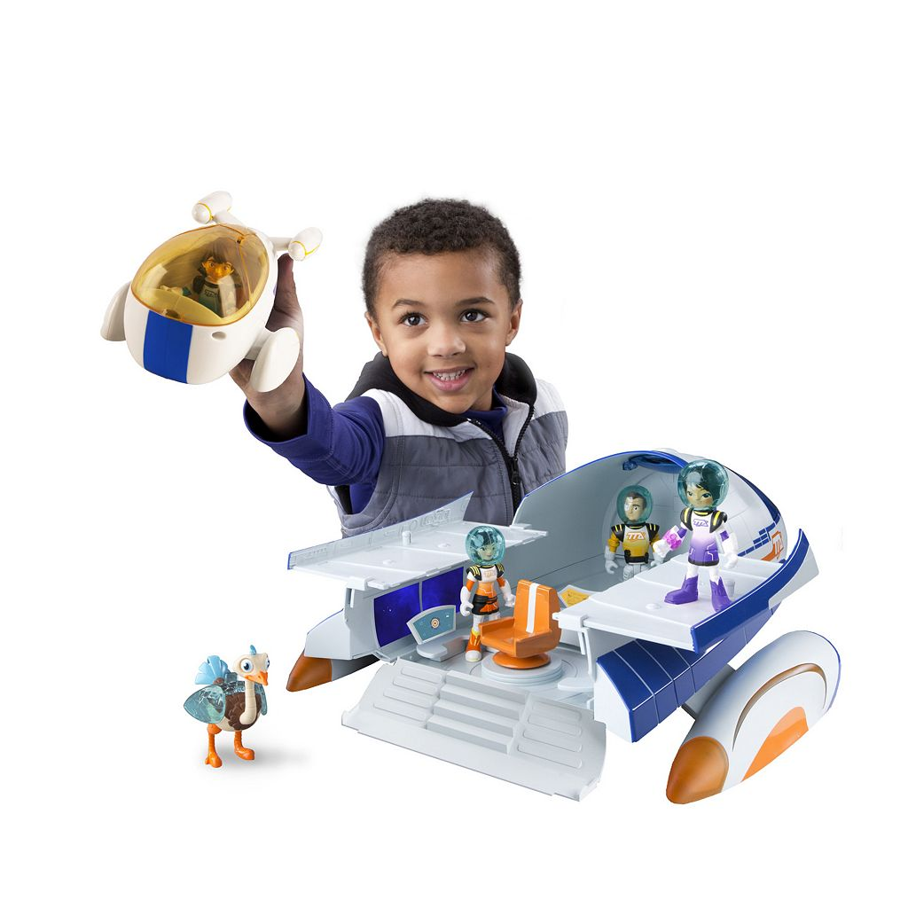Disney's Miles From Tomorrowland Stellosphere