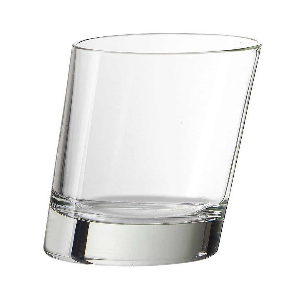 Global Amici Pisa 6-pc. Double Old-Fashioned Glass Set