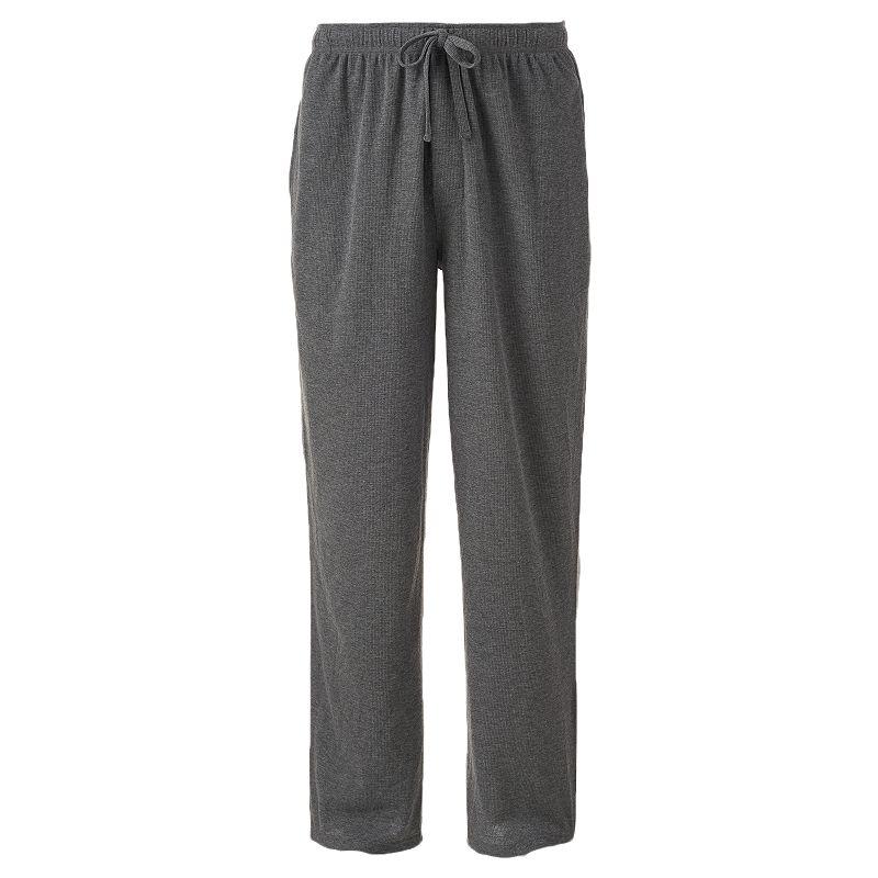 IZOD Waffle-Weave Lounge Pants - Men
