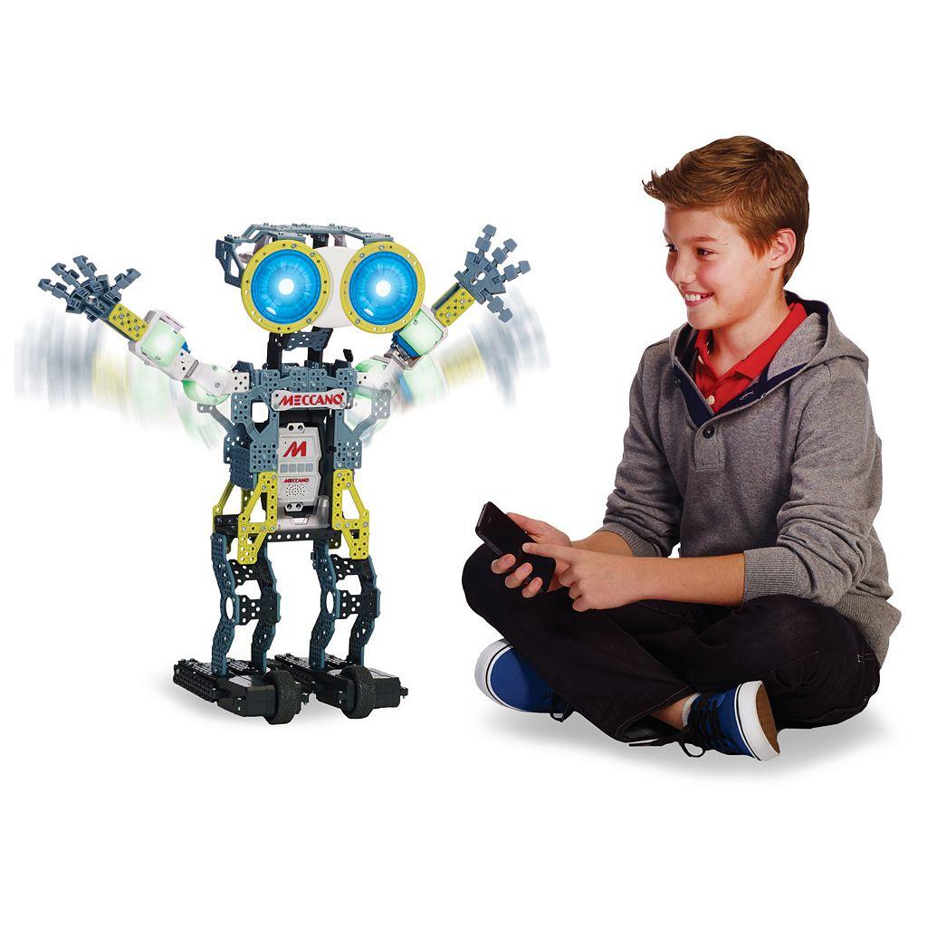 Meccano Meccanoid G15 Personal Robot Building Set