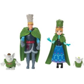 Disney's Frozen Troll Wedding Gift Set