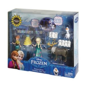 Disney's Frozen Fever Birthday Party Set