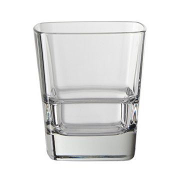 Global Amici Palladio Square 6-pc. Double Old-Fashioned Glass Set