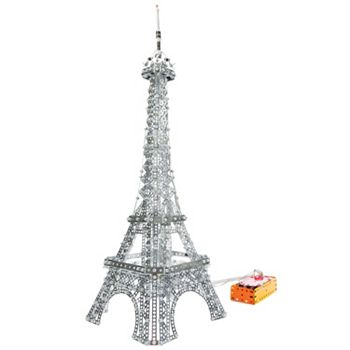 Meccano 2-in-1 Eiffel Tower