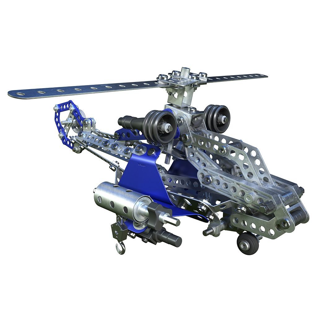 Meccano Tactical Helicopter Set