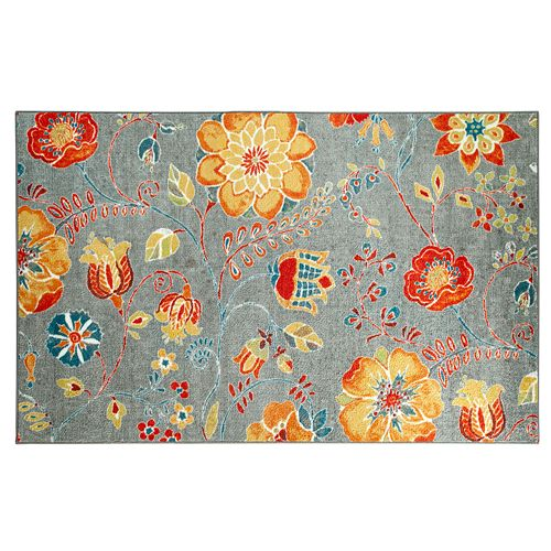 Mohawk® Home Free Spirit Floral Indoor Outdoor Rug