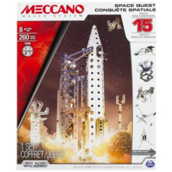 Meccano Space Quest 15 Model Set