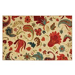 Mohawk® Home Tropical Acres Floral Rug