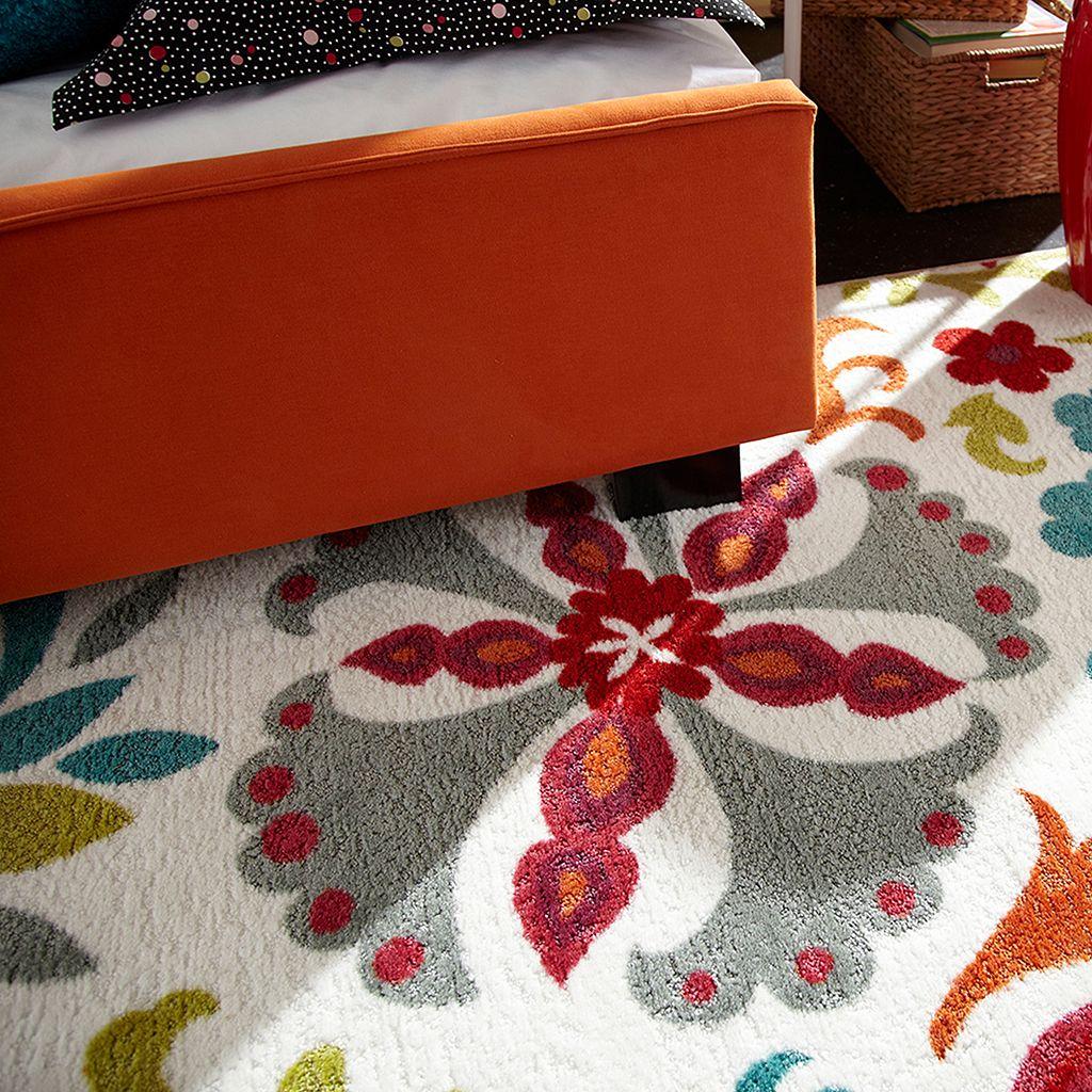 Mohawk® Home Idas Garden Floral Indoor Outdoor Rug