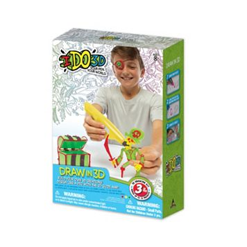 IDO3D Pirates 3D Printing Kit