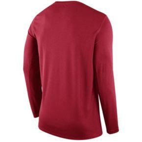 Men's Nike St. Louis Cardinals Wordmark Dri-FIT Legend Tee