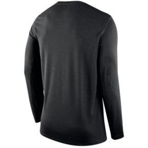 Men's Nike Baltimore Orioles Wordmark Dri-FIT Legend Tee