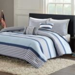 Intelligent Design Matteo Comforter Set