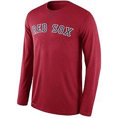 Men's Nike Boston Red Sox Wordmark Dri-FIT Legend Tee