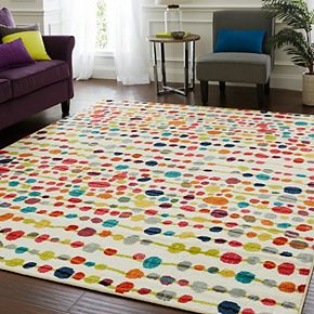 Mohawk® Home Delerus Geometric Indoor Outdoor Rug