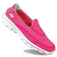 Skechers Gowalk 2 Super Sock Girls' Walking Shoes