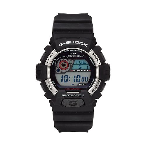 Casio Men's G-Shock Solar Digital Chronograph Watch - GR8900-1