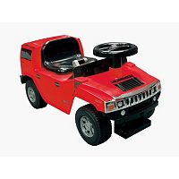 Kid Motorz Ride-On Foot-To-Floor Hummer H2
