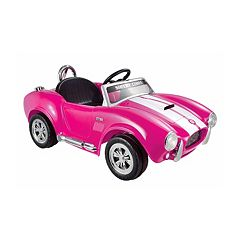 Kid Motorz 6V Ride-On Shelby Cobra