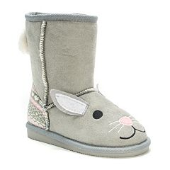 MUK LUKS Trixie Bunny Kids' Boots