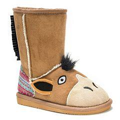 MUK LUKS Scout Horse Kids' Boot