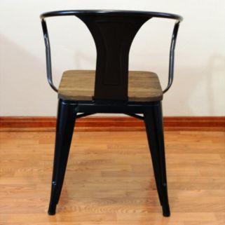 AmeriHome 4-piece Loft Metal Dining Chair Set