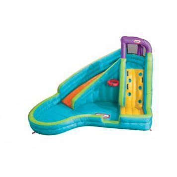 Little Tikes Slam 'n Curve Slide Inflatable
