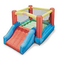 Little Tikes Junior Jump 'n Slide Bouncer