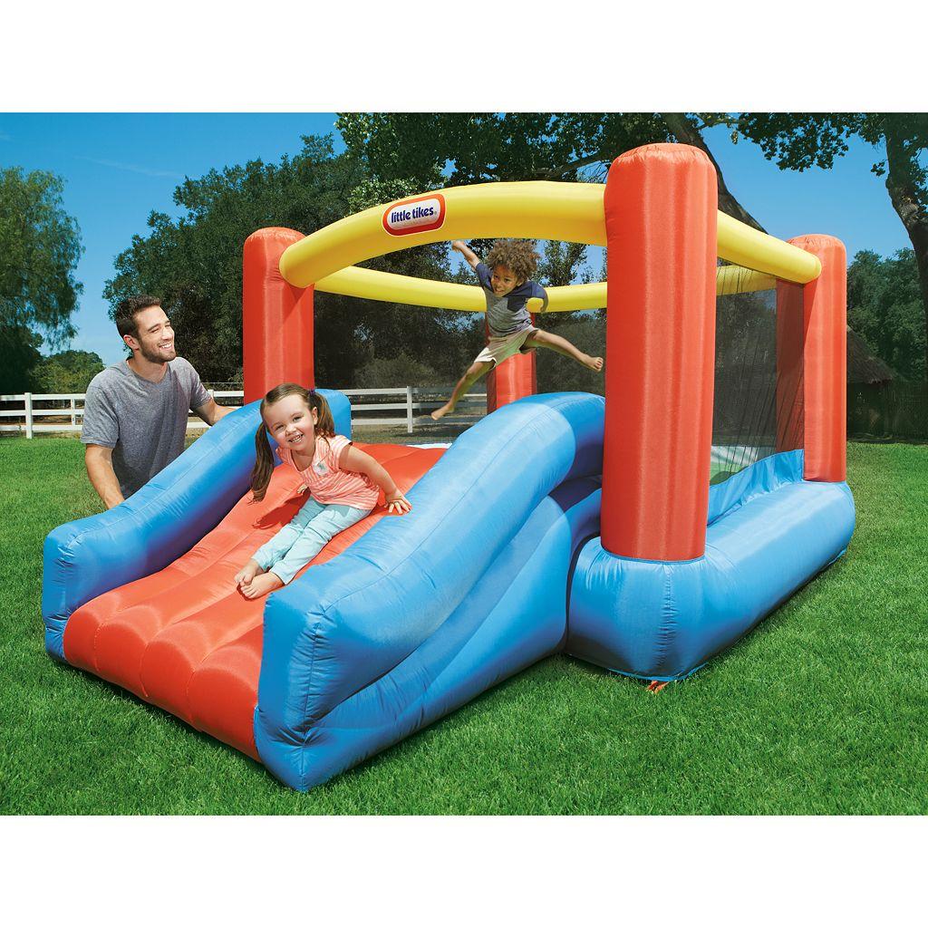 Little Tikes Junior Jump 'n Slide Bouncer