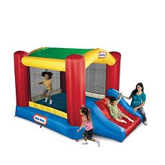 Little Tikes Shady Jump 'n Slide Bouncer by