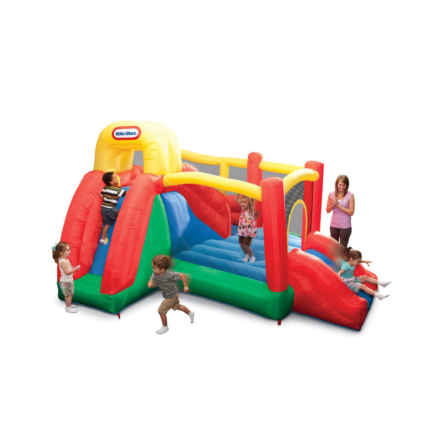 Neutral Kids Bounce Houses & Ball Pits Outdoor Play Toys
