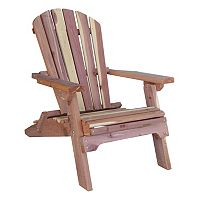 AmeriHome Folding Adirondack Chair