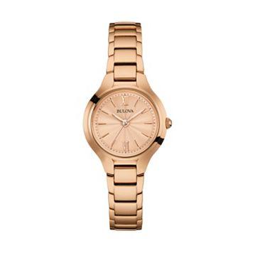 Bulova Women's Stainless Steel Watch - 97L151