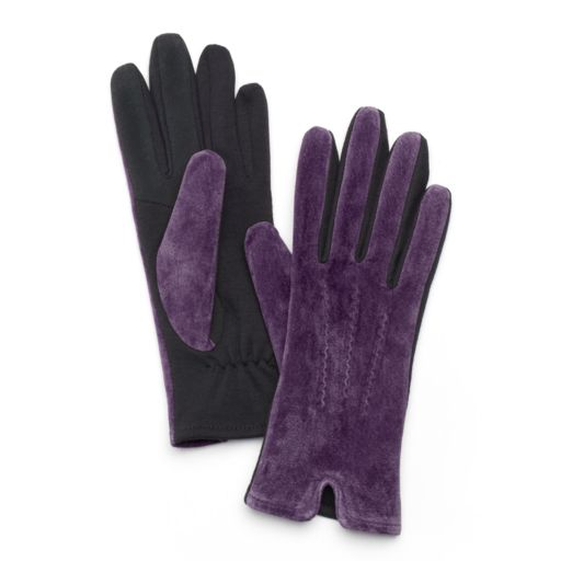 Apt. 9® Women's Suede Gloves