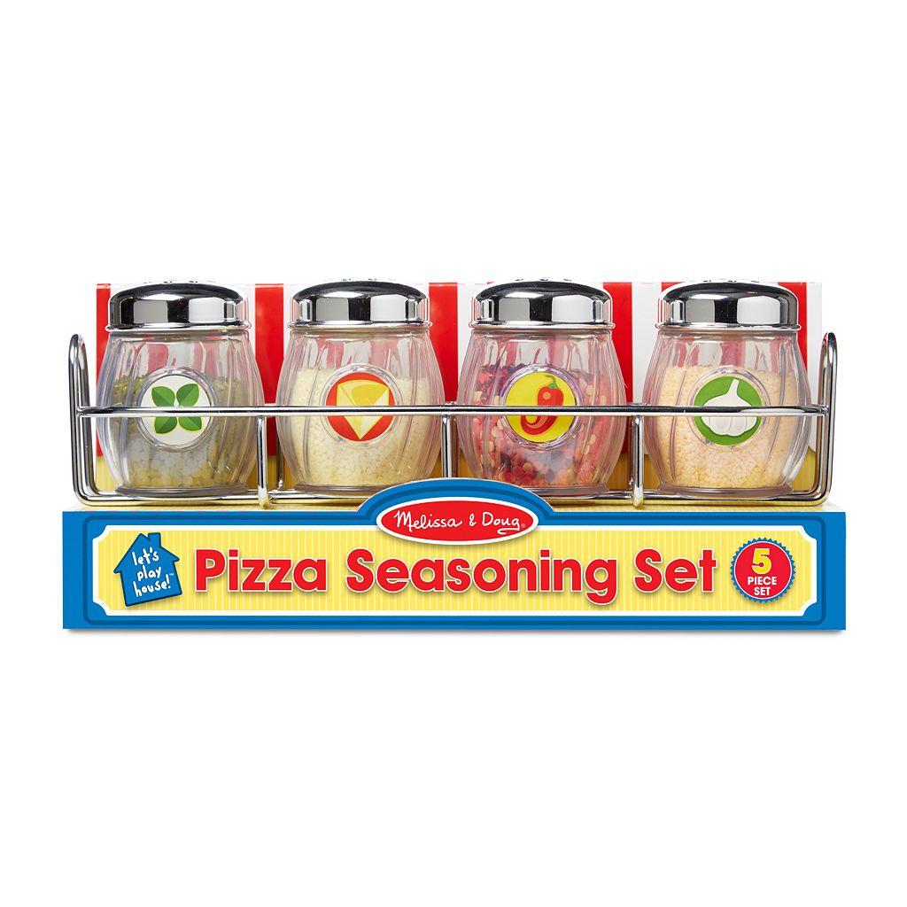Melissa & Doug 5-pc. Pizza Seasoning Set