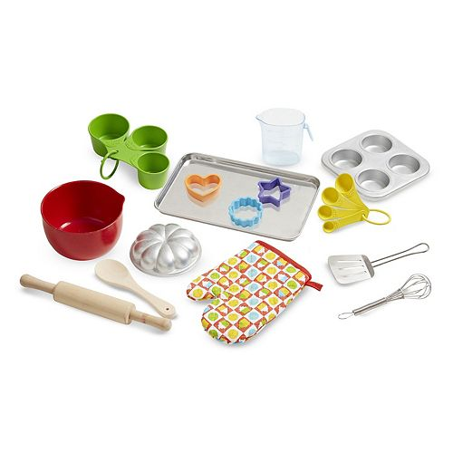 Melissa & Doug 20-pc. Baking Play Set