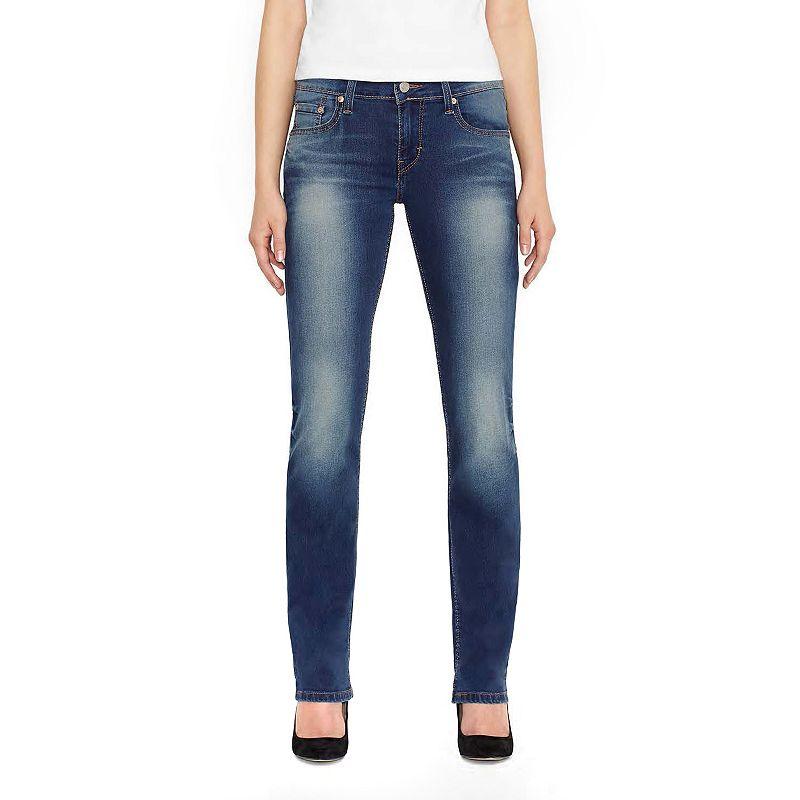 Levi's 518 Straight Jeans - Juniors