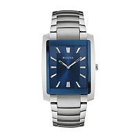 Bulova Men's Stainless Steel Watch - 96A169