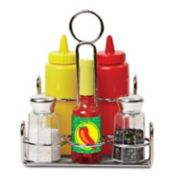 Melissa & Doug 6-pc. Condiments Set
