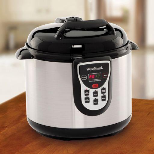 West Bend 6-qt. Electric Pressure Cooker
