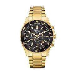 Bulova Men's Marine Star Stainless Steel Chronograph Watch - 98B250