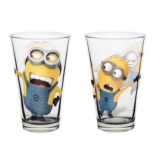 Despicable Me 2 Minions Tumbler Set by Zak Designs