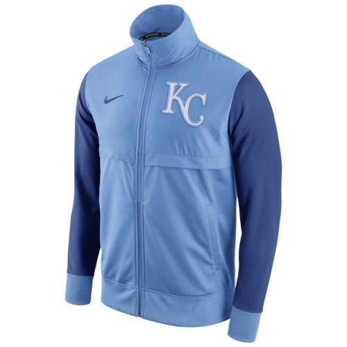 Men's Nike Kansas City Royals Track Jacket