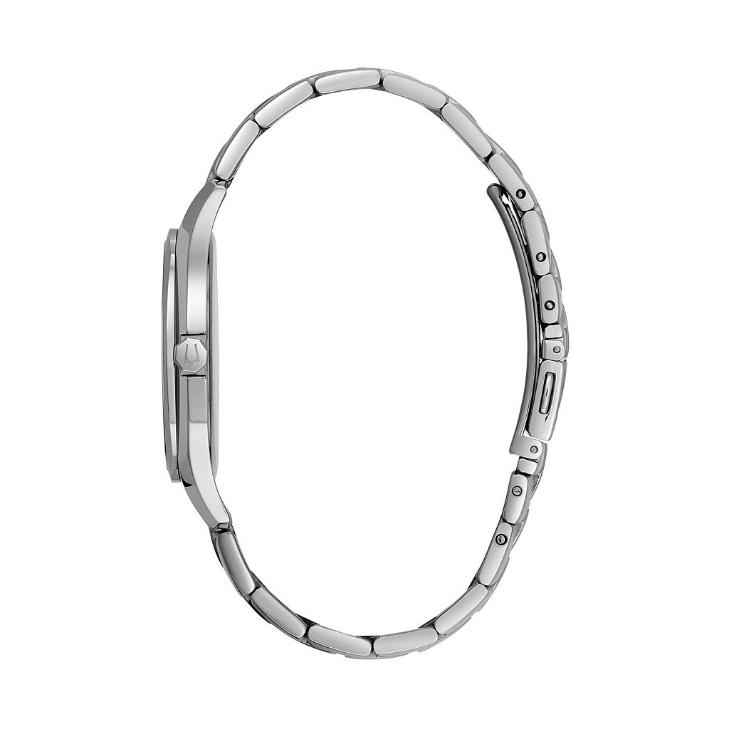 Bulova Men's Stainless Steel Watch - 96D122
