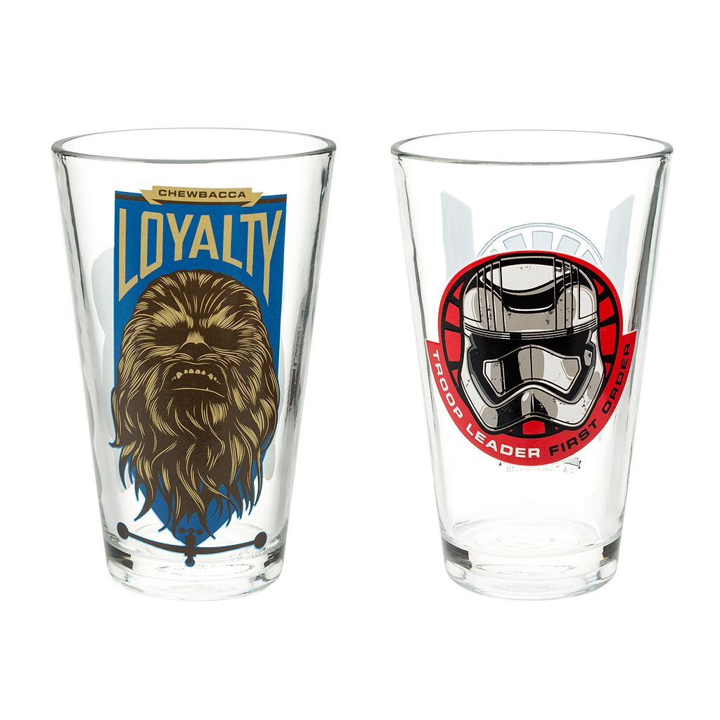 Star Wars: Episode VII The Force Awakens Chewbacca Tumbler Set by Zak Designs